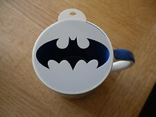 LASER CUT BATMAN Caffè e Craft Stencil