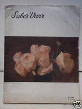 Ramon Gomez de la Serna, Revista Saber Vivir 107, 1954
