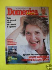 DOMENICA DEL CORRIERE ANNO 88 N. 52 27 DICEMBRE 1986