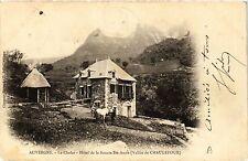 CPA Auvergne Valle de CHAUDEFOUR Le Chalet Hotel de la Source Ste Anne (407645)