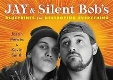 Jay & Silent Bob's Blueprints for Destroying Everything, Good Condition Book, Me