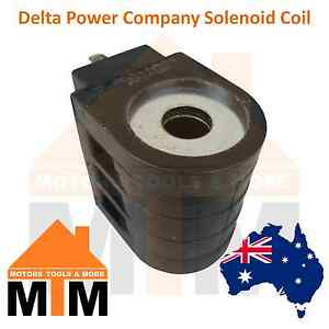Delta Power Company Solenoid Coil DHC12 12VDC