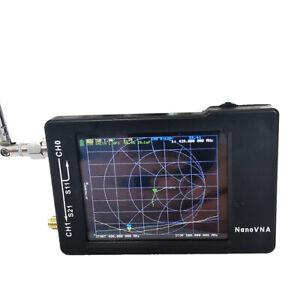 NanoVNA-H 10KHz-1.5GHz Vector Antenna Network Analyzer VHF UHF UV VNA HF Kits