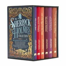 The Sherlock Holmes Collection : Slip-Cased Set by Arthur Conan Doyle (2017, Hardcover)