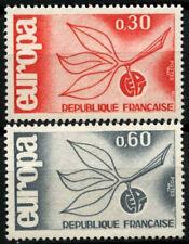 Francia 1965 SG#1690-1 Europa MH Set #D55209
