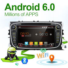 2G RAM+CANBUS Stereo Car Radio GPS Nav Wifi Bluetooth DVD Player+ For Ford Focus