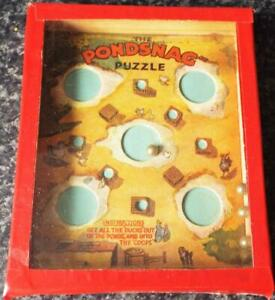Pondsnag Vinyage R. Journet Dexterity Puzzle Game