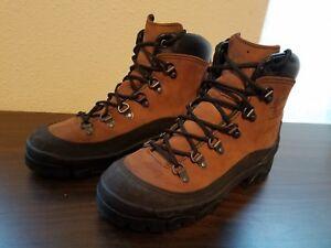 USA DANNER Combat Hiker Waterproof Military Hiking Boots Men's US 6 Regular