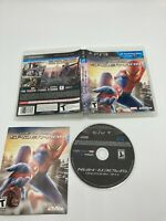 Sony PlayStation 3 PS3 Tested Complete CIB The Amazing Spider-Man Ships Fast