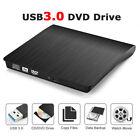 USB 3.0 /2.0 External Driver Recorder High Speed CD/DVD Burner Writer Reader USA