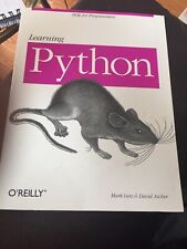 Learning Python - Help For Programmers By Mark Lutz & David Ascher (O'Reilly)
