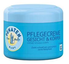 3 x PENATEN BABY PFLEGECREME 100 ml FACE & BODY CREAM ORIGINAL FROM GERMANY