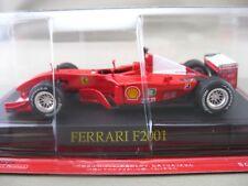 Ferrari F2001 hachette 1:43 Diecast car Vol.37