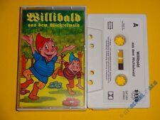 *MC* Märchen - Willibald aus dem Wichtelwald * SAT *
