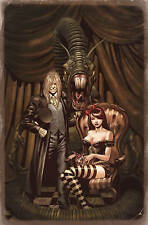 Grimm Fairy Tales: Escape from Wonderland (Paperback, 2011) < 9780982750711