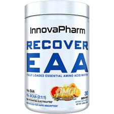 InnovaPharm Recover EAA - BCAA and EAA blend - 3 Flavors