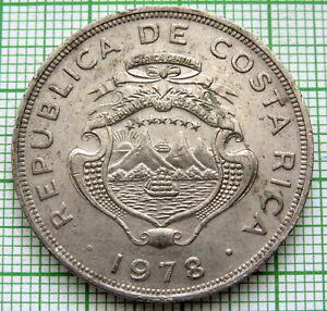 COSTA RICA 1978 2 COLONES