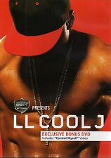 LL Cool J - BET Official Presents (Slimline DVD, 2006) BRAND NEW