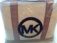 Michael Kors-Damentasche in beige