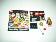 In Hand New Lego 8833 Series 8 Conquistador Minifigure