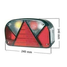 Aspöck Multipoint 2 II links Anhängerlampe Rückleuchte Hecklicht Schluss Bremse