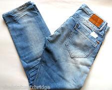 """pepe jeans herren tooting regular fit straight leg denim hellblau w 30"""" - 36"""""""