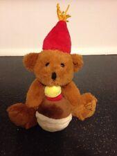 CHERYL'S Cookies Birthday Plush teddy Bear Stuffed 7 Boys & Girls 3+