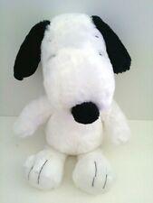 Build a Bear Snoopy Peanuts Movie plush dog red collar no sound