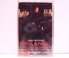 Orlando: Original Motion Picture Soundtrack OST Sally Potter MUSIC Cassette Tape
