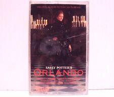 Orlando: Original Motion Picture Soundtrack OST Sally Potter MUSIC Cassette Tape