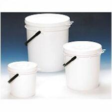 Secchiello in plastica per alimenti contenuto kg.5/3,5lt