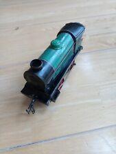 Hornby O Series M1 Green Clockwork Locomotive. - without tender