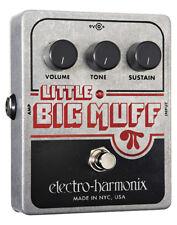 Electro-Harmonix Little Big Muff Pi Distortion Sustainer Pedal