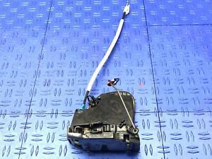 2013 - 2015 CADILLAC ATS SEDAN FRONT LEFT DOOR LATCH LOCK ACTUATOR 13592279