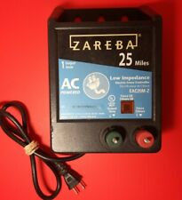 New Listingzareba 25 Miles Low Impedance Electric Fence Controller Eac25m Z