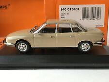 Minichamps 940 015401 NSU Ro 80 1967-1977 Beige 1:43