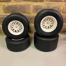FG RC 1:5 Scale Formula One F1 Tyre and Wheel Set Bridgestone Potenza BBS Rims