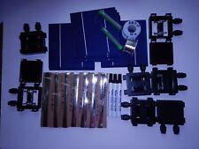1 Kw (1008 WATTS) 7 Solar Cells Panel KIT  or  1/2  Kw ( 576 watts) 4 panel kit