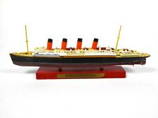 Le paquebot RMS LUSITANIA 1:1250 Transatlantique Atlas bateau navire 05