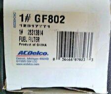Fuel Filter ACDelco Pro GF802