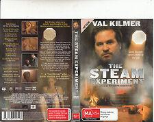 The Steam Experiment-2008-Val Kilmer-Movie-DVD