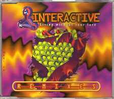 Interactive - Living Without Your Love (Remixes) - CDM - 1995 - Eurodance 5TR
