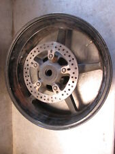 2007 KTM Superduke 990 Rear Wheel Rim and Brake Disc
