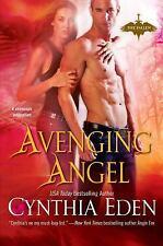 Avenging Angel (The Fallen), Eden, Cynthia, Good Condition, Book