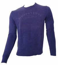 Maglioncino MURPHY AND NYE maglia girocollo maniche lunghe long sleeves man uomo