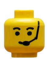 LEGO Star Wars A-WING PILOT testa per minifigura 7134