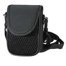 Digital Camera Pouch Style Case Cover Bag Sleeve Protector Mesh Black