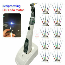 Multi Dental Led Endo Motor 161 Reciprocating Handpiece With Niti Files Or