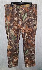 Cabela's Mens Camouflage Nylon Gore Tex Hiking Pants Size 38 X 32