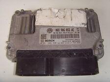 VOLKSWAGEN JETTA ENGINE ECU 06G906055AE (2012)